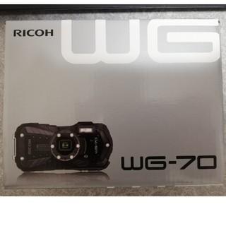 RICOH - RICOH WG-70(オレンジ)