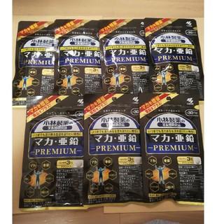小林製薬 - 小林製薬 マカ.亜鉛プレミアム30日分×7袋