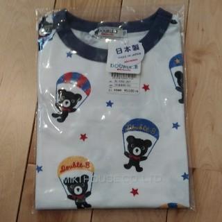 DOUBLE.B - 最終お値下げ新品 ダブルビー Tシャツ110
