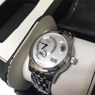 グラスヒュッテオリジナル(Glashutte Original)のグラスヒュッテオリジナル★パノルナ定価130万程(腕時計(アナログ))