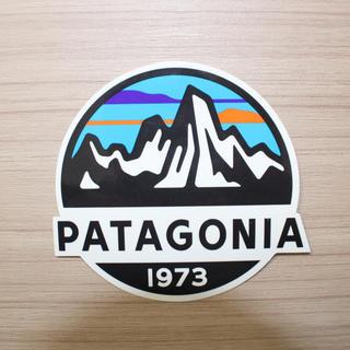 patagonia - パタゴニア Patagonia ステッカー 山脈ロゴ