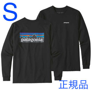 patagonia - パタゴニア ロンT Sサイズ 新品未使用品  Black