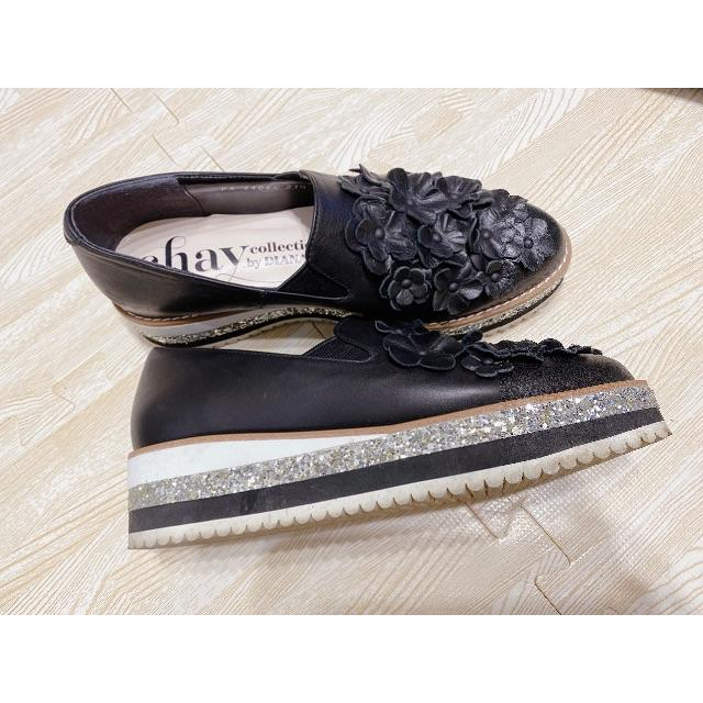DIANA(ダイアナ)のchayちゃんコラボ diana レディースの靴/シューズ(スリッポン/モカシン)の商品写真