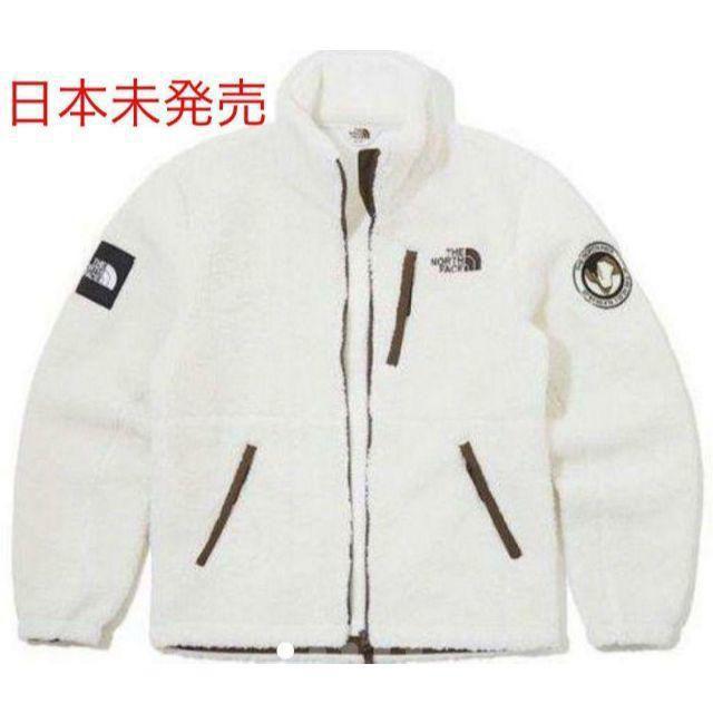THE NORTH FACE(ザノースフェイス)のTHE NORTH FACE RIMO FLEECE JACKET 韓国限定 M メンズのジャケット/アウター(ブルゾン)の商品写真