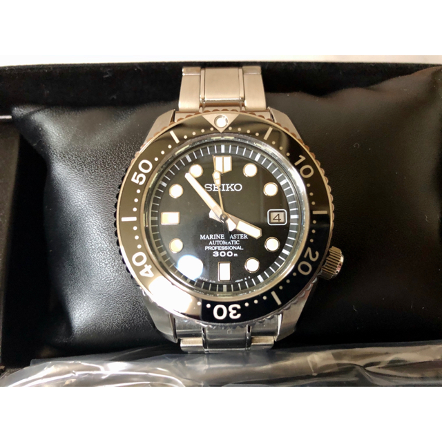 SEIKO(セイコー)の6/1までお取り置き なっく70様専用 美品 セイコー SBDX017  メンズの時計(腕時計(アナログ))の商品写真