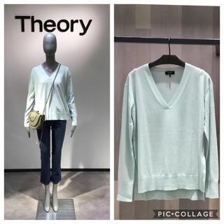 theory - セオリー♡18SSスプリングニット