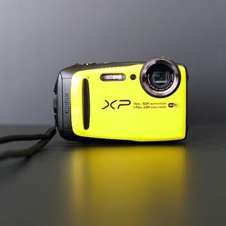 富士フイルム - ☆送料込☆FinePix XP90 防水 耐衝撃 耐寒カメラ