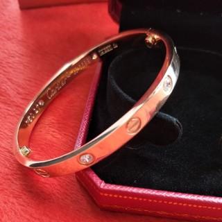 Cartier - お勧め!Cartier カルティエ ブレスレット 17cm 刻印 男女兼用