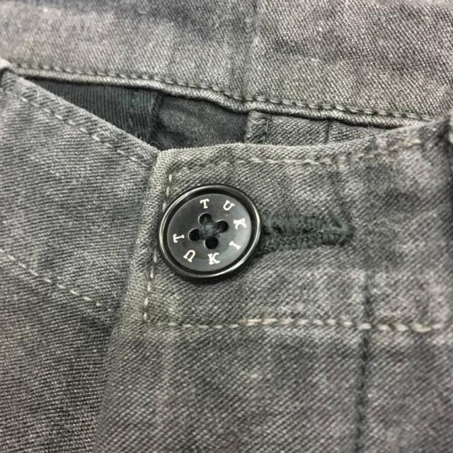 Dickies(ディッキーズ)のtuki チャコール west point cloth chino pants メンズのパンツ(チノパン)の商品写真