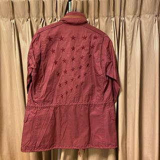 ジェネラルリサーチ(General Research)のプライドでキムタク着ジェネラルリサーチ星刺繍ジャケットM65本物ブルゾン正規品M(ミリタリージャケット)