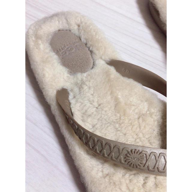 UGG(アグ)のUGG ビーチサンダル  レディースの靴/シューズ(ビーチサンダル)の商品写真