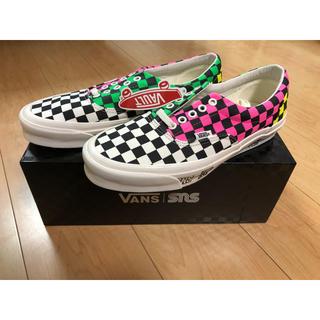 ヴァンズ(VANS)の込・27㎝ Vault Vans OG Era Sneakersnstuff (スニーカー)
