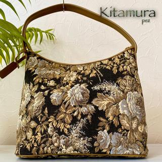 キタムラ(Kitamura)の新品同様 Kitamura キタムラ ディズニー限定 レザーショルダーバッグ 鞄(ハンドバッグ)