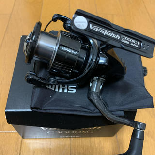 SHIMANO - 19 ヴァンキッシュ c3000XG