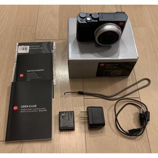 ライカ(LEICA)のライカ LEICA C-LUX ミッドナイトブルー(コンパクトデジタルカメラ)