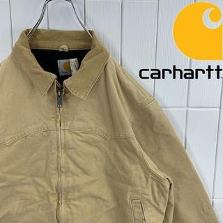 カーハート(carhartt)のCarhartt カーハート カバーオール ダック生地 ビッグシルエット 可愛い(カバーオール)