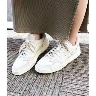 IENA - イエナ 【adidas / アディダス】別注 SUPERCOURT