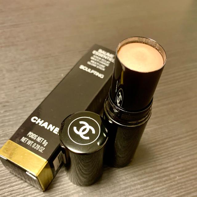 CHANEL(シャネル)の美品箱有CHANEL ボームエサンシエル スカルプディング コスメ/美容のベースメイク/化粧品(フェイスカラー)の商品写真