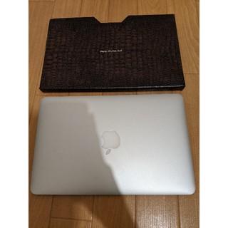 Apple - MacBook Air 2012 11インチ 動作確認済 充電器付属