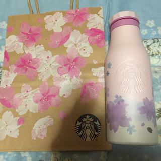 Starbucks Coffee - スターバックス  2019  サクラ  ステンレスボトル