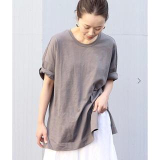 Plage - 完売☆Plage プラージュ☆テンジクTシャツ☆FRAMeWORK IENA