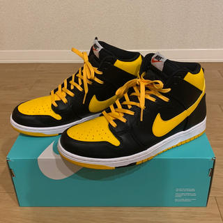 NIKE - Nike Dunk High Cmft 27.5cm