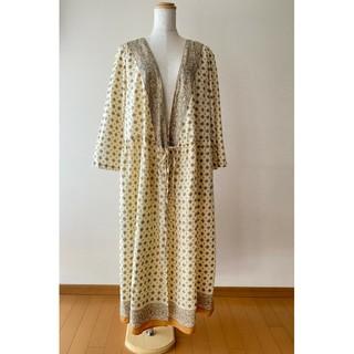 ネストローブ(nest Robe)のnest robe カシュクールロングワンピース(ロングワンピース/マキシワンピース)