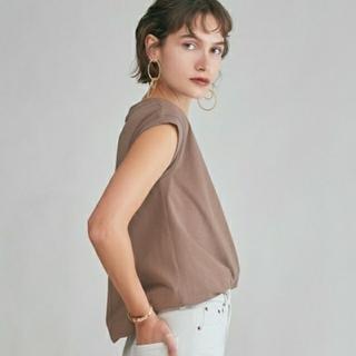 Mila Owen - MilaOwen  フレンチスリーブデザイントップス