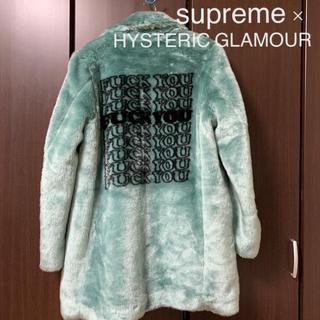 Supreme - 【シュプリーム × ヒステリックグラマー】コート Fuck Youメンズ