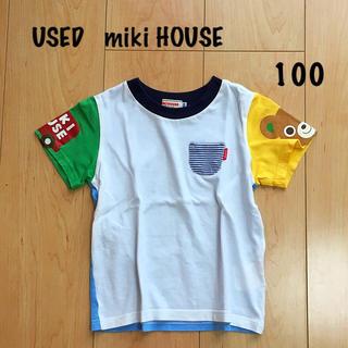 mikihouse - USED/ミキハウス/100/Tシャツ