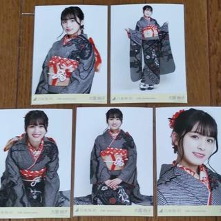 ノギザカフォーティーシックス(乃木坂46)の乃木坂46 生写真 大園桃子 Anniversary(アイドルグッズ)