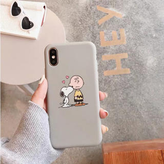 iPhone - ⭐iPhone7/8 Plus ケース グレージュ 大人可愛い オシャレ XS
