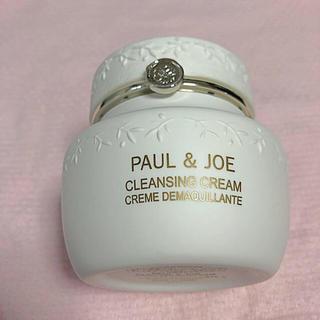 ポールアンドジョー(PAUL & JOE)のおすすめ ポール&ジョー クレンジングクリーム しっとり 柑橘系の香り 乾燥肌(クレンジング/メイク落とし)