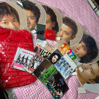 トキオ(TOKIO)のTOKIO グッズ福袋!CD、グッズ、うちわ(アイドルグッズ)