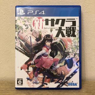 PlayStation4 - 新サクラ大戦 PS4