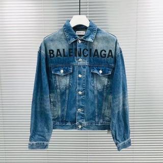 Balenciaga - BALENCIAGA デニムジャケット  オーバーサイズ