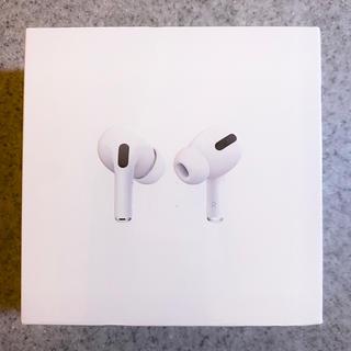 Apple - 新品未開封!AirPods pro エアポッド プロ