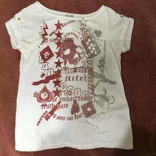 バツ(BA-TSU)のBa-tsu. Tシャツ(Tシャツ(半袖/袖なし))