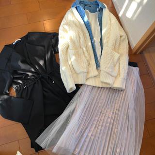まとめ売り 流行り 春物 夏 大量 新品美品のみ スカート カーディガン
