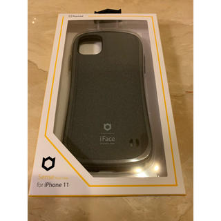 iFace first class グレー iPhone 11