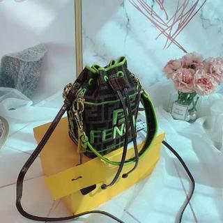 FENDI - FENDI FFモリック バゲットバッグ