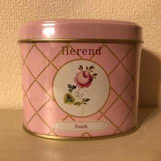 ヘレンド(Herend)のヘレンド ティー 紅茶 ピーチ(茶)