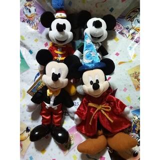 Disney - ミッキーマウス ぬいぐるみバッチ