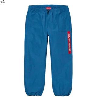 Supreme - supreme heavy nylon pants 試着のみ