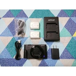 SONY - 【美品】SONY Cyber-shot DSC-RX100M5A
