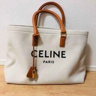 celine - 正規品 Celine セリーヌ カバトートバッグ