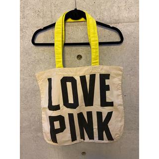 Victoria's Secret - VS ヴィクトリアシークレット PINK トートバッグ
