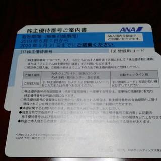 ANA(全日本空輸) - ANA株主優待券(一枚)
