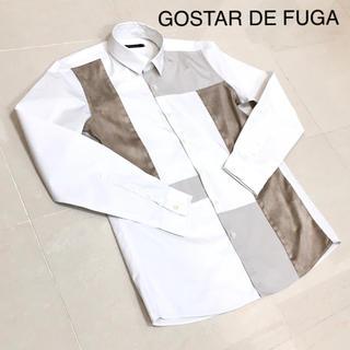FUGA -  GOSTAR DE FUGA ゴスタールジフーガ   シャツ 長袖