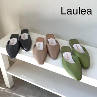 Mila Owen - バブーシューサンダル Laulea バブーシュサンダル 新品 Myu coca